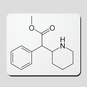 Methylphenidate Molecule Mousepad