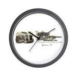 The Lefever Wall Clock