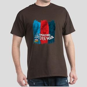 Spiderman Brush Dark T-Shirt