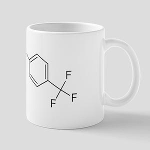 Fluoxetine Molecule Mug