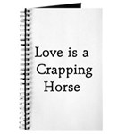 Crapping Horse Journal