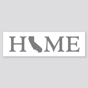 California Home Sticker (Bumper)