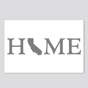 California Home Postcards (Package of 8)