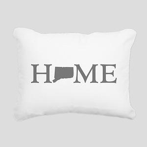 Connecticut Home Rectangular Canvas Pillow