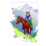 Mountain Trails Postcards (Package of 8)