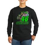 Cian46 Long Sleeve Dark T-Shirt