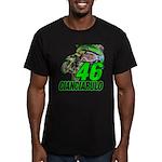 Cian46 Men's Fitted T-Shirt (dark)