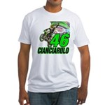 Cian46 Fitted T-Shirt