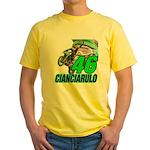 Cian46 Yellow T-Shirt