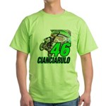 Cian46 Green T-Shirt