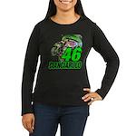 Cian46 Women's Long Sleeve Dark T-Shirt