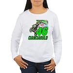 Cian46 Women's Long Sleeve T-Shirt