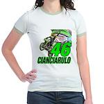 Cian46 Jr. Ringer T-Shirt