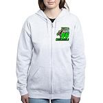 Cian46 Women's Zip Hoodie