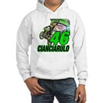 Cian46 Hooded Sweatshirt