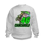 Cian46 Kids Sweatshirt