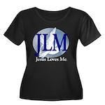 Jesus Loves Me Plus Size T-Shirt