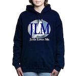 Jesus Loves Me Hooded Sweatshirt
