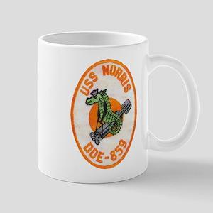 USS NORRIS Mug