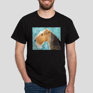 Airedale Terrier Dark T-Shirt