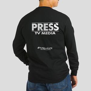 Dark Protest Shirt Long Sleeve T-Shirt