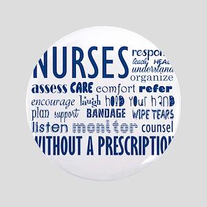 "nurses 3.5"" Button"