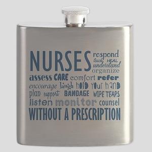 Nurses Flask
