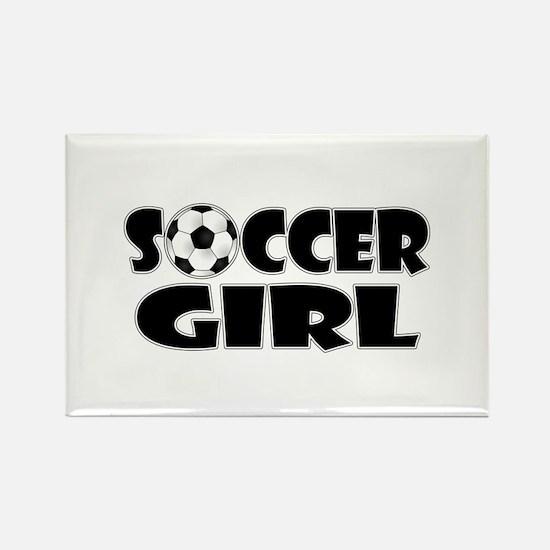 Soccer Girl Magnets