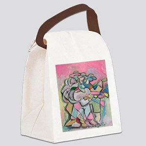 Jam In Heat Canvas Lunch Bag
