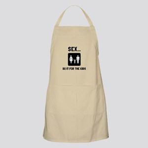 Sex To Have Kids Apron