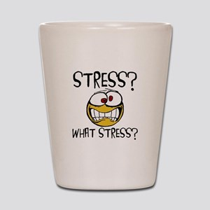 What Stress Shot Glass