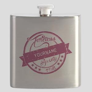 1958 Timeless Beauty Flask