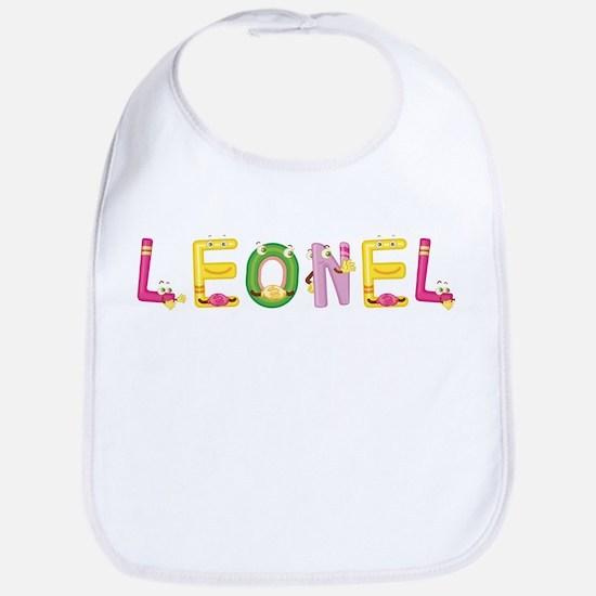 Leonel Baby Bib