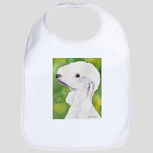 Bedlington Terrier Stuff Bib