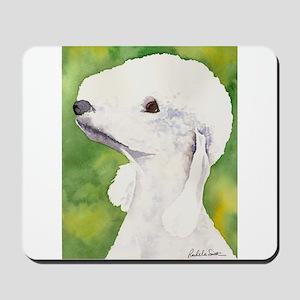 Bedlington Terrier Stuff Mousepad