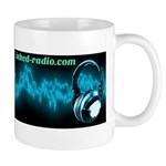 Inked Radio Mugs