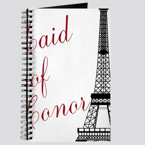 Maid of Honor Eiffel Tower Journal