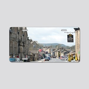 hawes village Aluminum License Plate