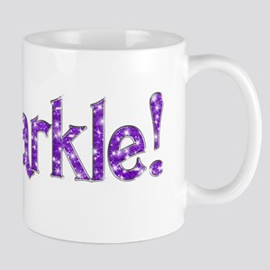 Sparkle! Logo Mugs