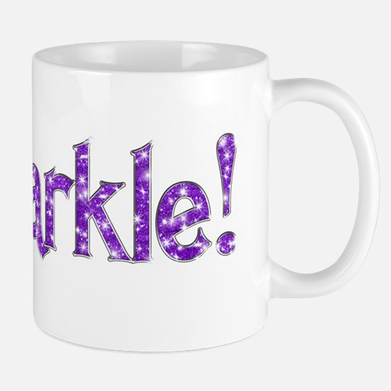 Sparkle! Logo Mugs