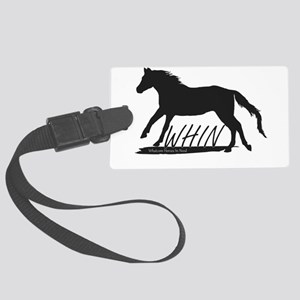 whin Luggage Tag