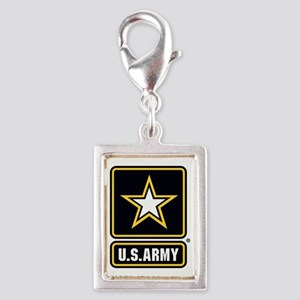 US Army Gold Star Logo Charms