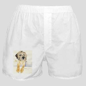 Border Terrier Things! Boxer Shorts