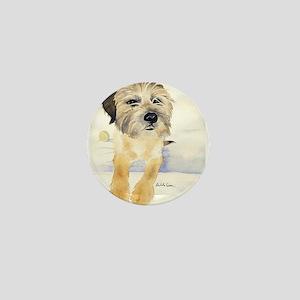 Border Terrier Things! Mini Button