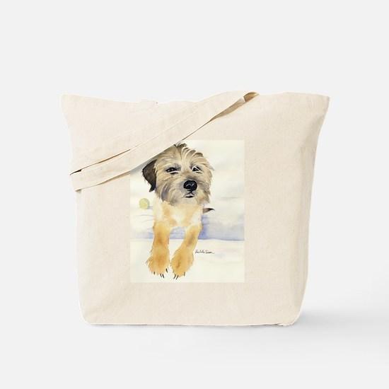 Border Terrier Things! Tote Bag