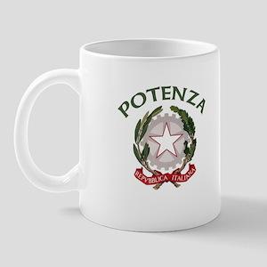 Potenza, Italy Mug