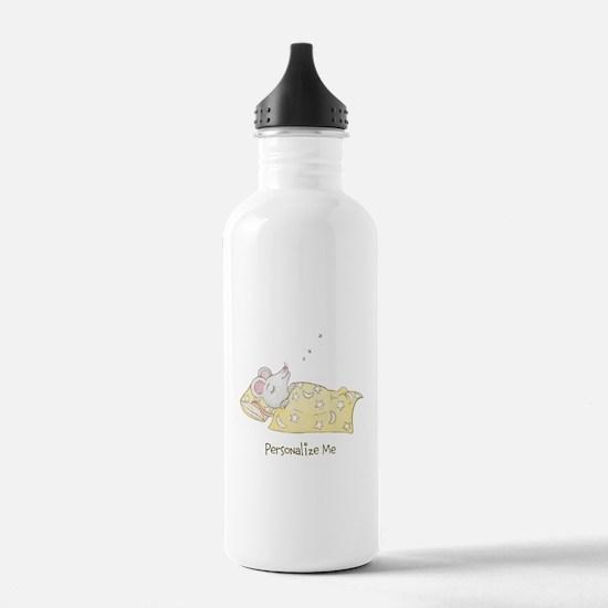 Sleeping Mouse Water Bottle