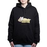 Sleeping Mouse Hooded Sweatshirt