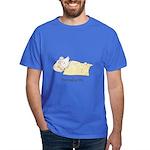 Sleeping Mouse Dark T-Shirt