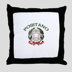 Positano, Italy Throw Pillow
